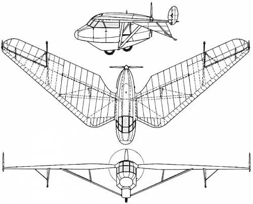 Westland Pterodactyl Mk IV