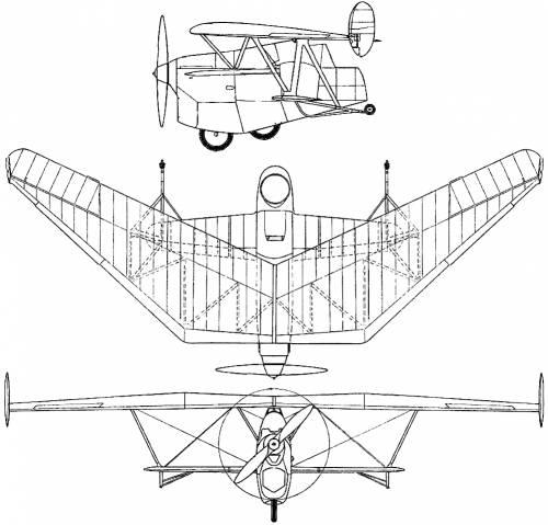 Westland Pterodactyl Mk V