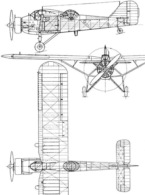 Westland PV.7 (1933)