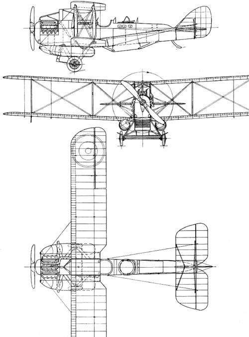 Westland Walrus  (1921)