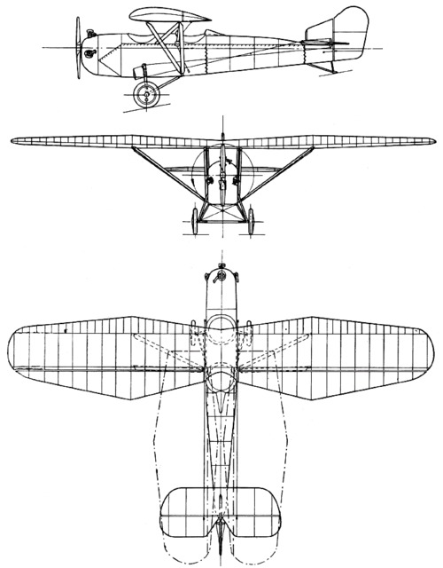 Westland Widgeon  (1924)