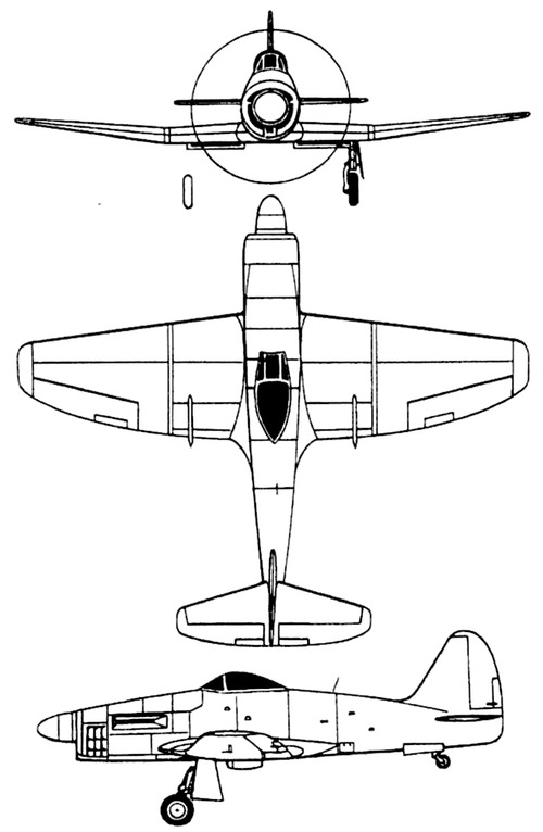 Westland Wyvern S Mk.I