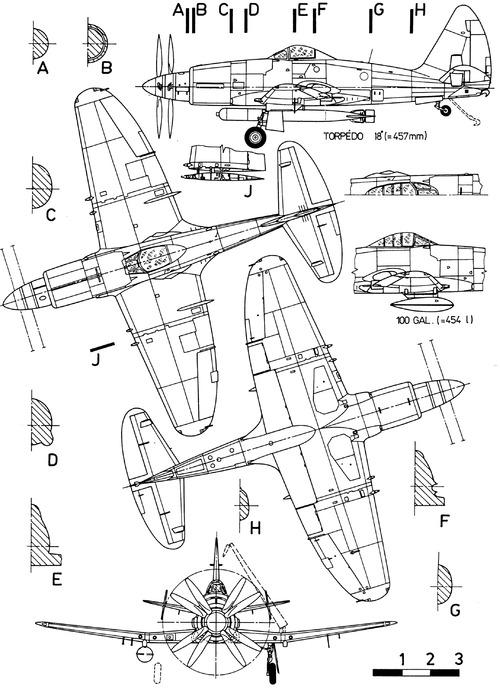 Westland Wyvern S Mk.IV