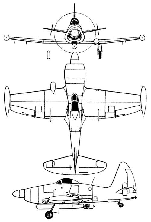 Westland Wyvern S Mk.V