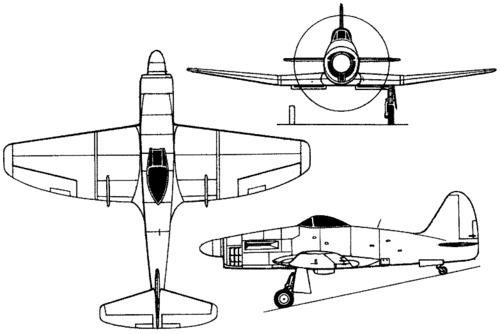 Westland Wyvern TF Mk 1 (1946)