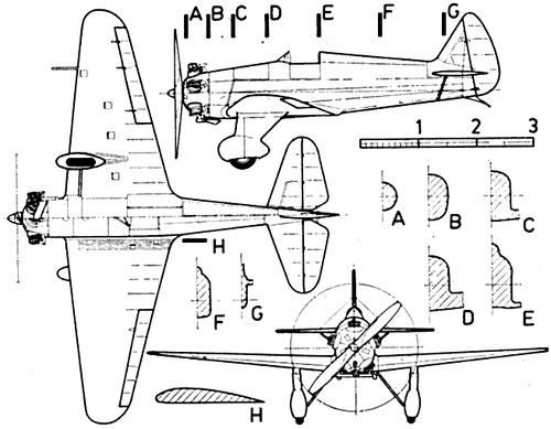 Yakoblev UT-1