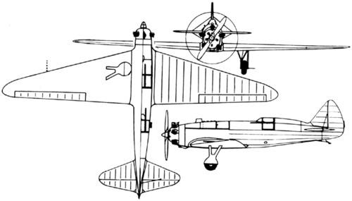 Yakovlev AIR-12  (1936)