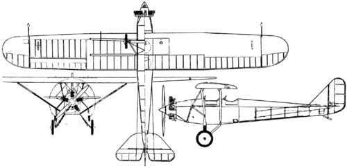 Yakovlev AIR-4 (1930)