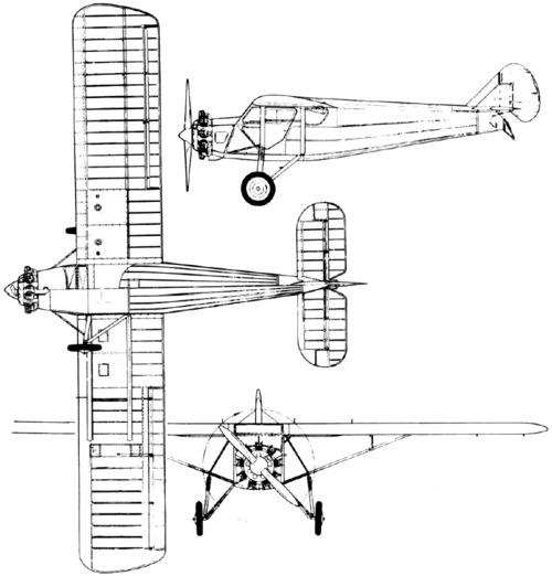 Yakovlev AIR-5 (1931)