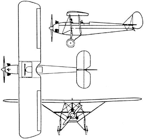 Yakovlev AIR-8 (1934)