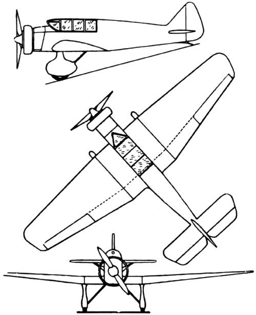 Yakovlev AIR-9 (1935)