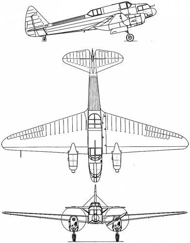 Yakovlev UT-3