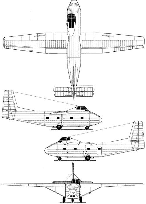 Yakovlev Yak-14 Mare