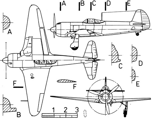 Yakovlev Yak-3U