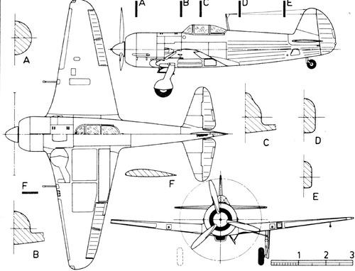 Yakovlev Yak-7-M-82