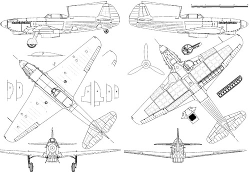 Yakovlev Yak-9DD