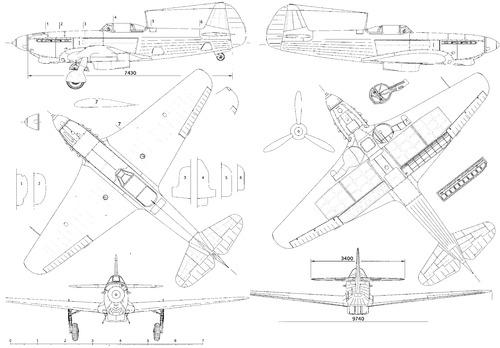 Yakovlev Yak-9M