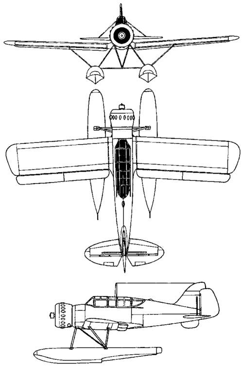 Yokosuka E14Y (Glen) (1939)