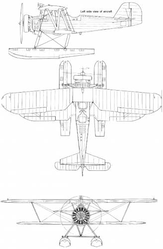 Yokosuka K5Y2 Float version