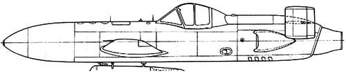 Yokosuka MXY-7 Ohka Model 22