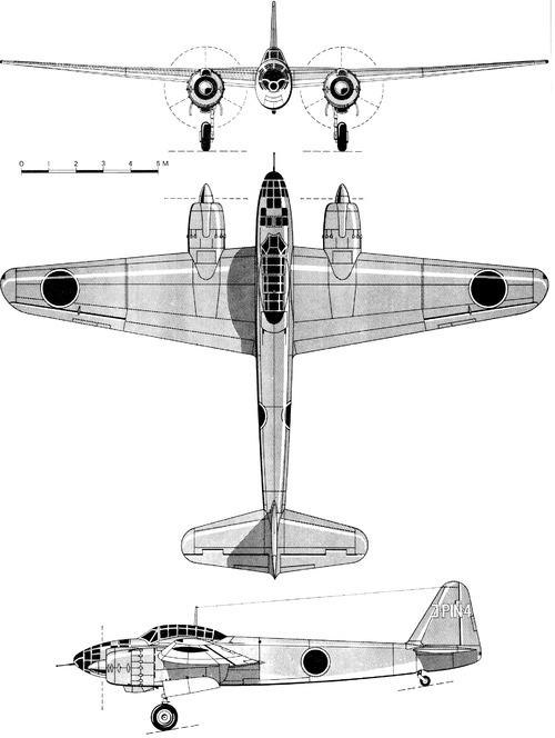 Yokosuka P1Y-1 Ginga (Frances)