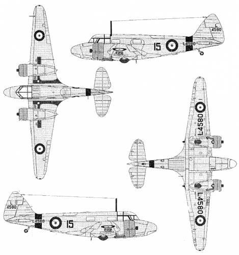 Airspeed Oxford Mk.II