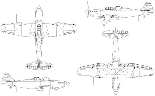 Boulton-Paul Defiant Mk.I