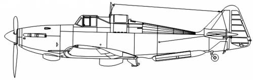 Boulton Paul Defiant TT Mk.I