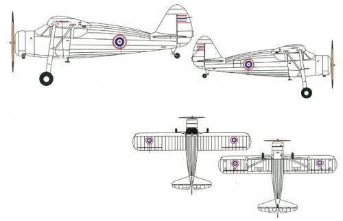 Fairchild Argus Mk.I