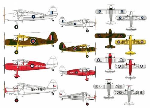 Fairchild Argus Mk.III