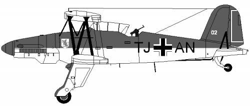Fieseler Fi 167