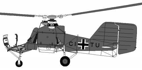 Flettner Fi-282