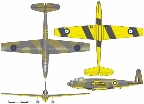 General Aircraft GAL-48 Hotspur