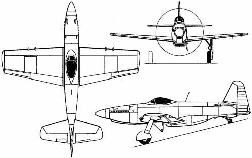 Martin-Baker M.B.5 (England) (1944)