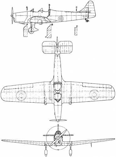 Miles M-14 Magister