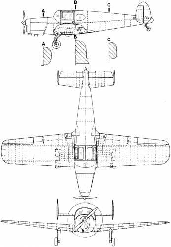 Miles M-28 Mercury