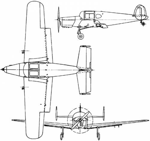 Miles M.38 Messenger (England) (1942)