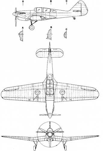 Miles M-9 Kestrel