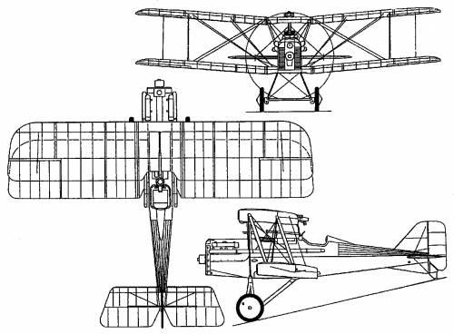 R.A.F SE-5a
