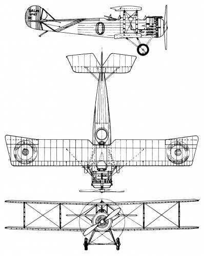 Salmson Sal-2A2