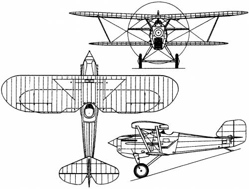 Saunders A.10 (England) (1929)