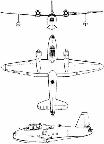 Saunders-Roe S.36 Lerwick (England) (1938)
