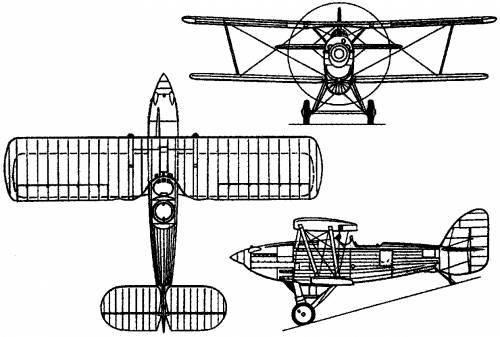 Short S.10 Gurnard (England) (1929)