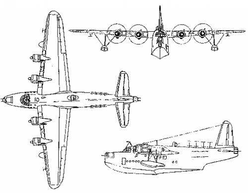 Short S-25 Sunderland Mk. III