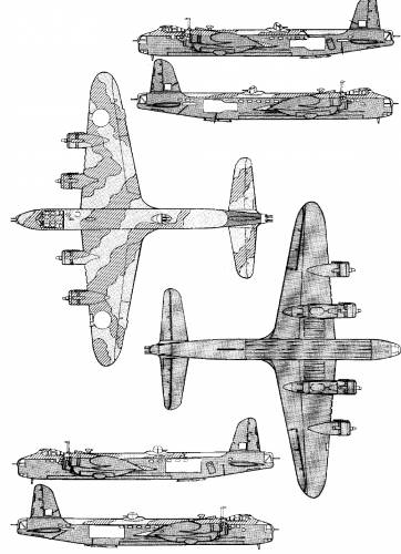 Short Stirling B Mk.I