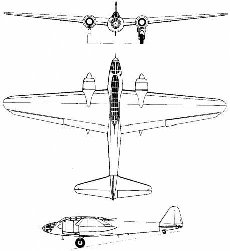 Amiot 350 / 351 / 354 (France) (1939)