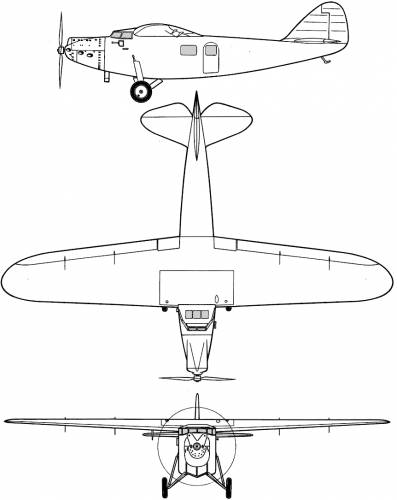 Bernard 191 Oiseau Canari