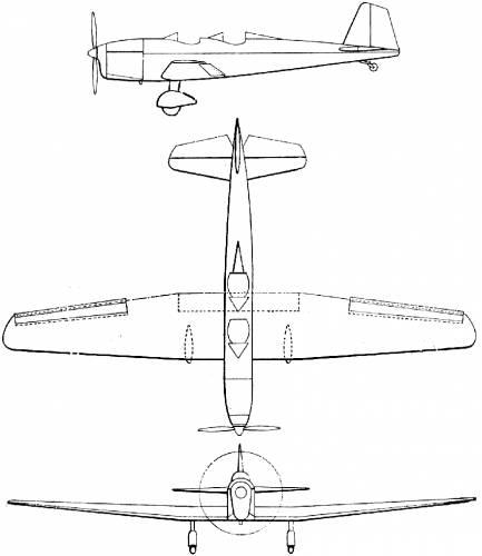 Caudron C-600 Aiglon