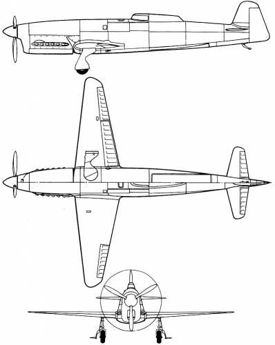 Caudron C-714R