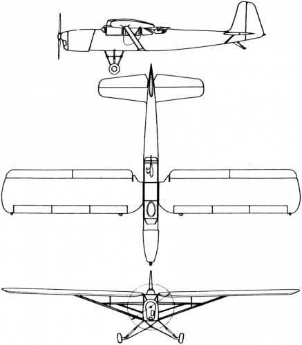 Caudron C-880 L2